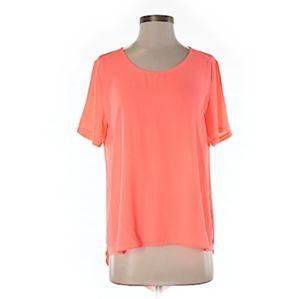 Lush Asymmetric/Tunic top